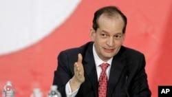 Menteri Tenaga Kerja AS, Alexander Acosta