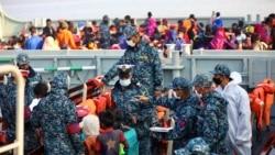 美國歡迎緬甸影子政府承諾幫助羅興亞人
