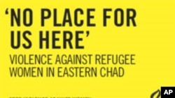 Darfur Women Refugees at High Risk of Rape in Chad