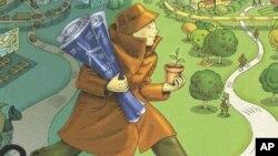世界观察研究所2012年全球概况报告集中讨论可持续的繁荣