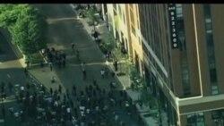 2012-05-20 美國之音視頻新聞: 芝加哥警方拘捕三名企圖襲擊北約峰會疑犯