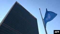 Будівля секретаріату ООН у Нью-Йорку