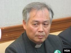 台湾基督教长老教会总干事林芳仲牧师