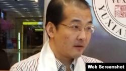 北京維權律師夏霖(網絡圖片)