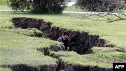 Новая Зеландия, сентябрь 2010г.