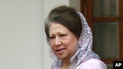 Mantan Perdana Menteri dan Pemimpin Oposisi Bangladesh, Khaleda Zia (Foto: dok).