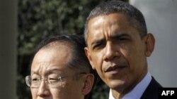 Барак Обама объявляет кандидата на пост главы Всемирного Банка