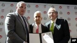 AQSh, Kanada va Meksika futbol federatsiyalari rahbarlari