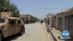Afghan President: Worsening Security in Afghanistan Due to 'Abrupt' US Withdrawal
