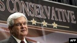 Ông Newt Gingrich dẫn đầu trong cuộc thăm dò công luận toàn quốc mới nhất.
