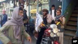 د ۲۰۰۱ کال راهیسې دا لومړی ځل دی چې طالبان یو ښار نیسي.