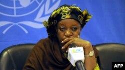 Wakil khusus PBB urusan kekerasan seksual dalam konflik, Zainab Hawa Bangura (foto: dok).