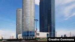 Landmark Tower là tòa nhà cao nhất Việt Nam hiện nay gồm 72 tầng. (Ảnh: Creative Commons/Soyoungah)