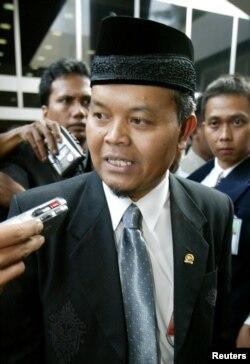 Dr. Hidayat Nur Wahid, anggota Komisi VIII dari Fraksi Partai Keadilan Sejahtera (PKS). (foto: dok).
