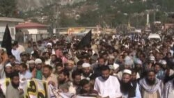 Protesters March in Pakistan-controlled Kashmir