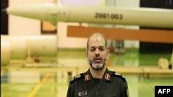 Menteri Pertahanan Iran, Ahmad Vahidi (Foto: dok).