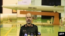 Bộ trưởng Quốc phòng Ahmad Vahidi nói hệ thống này sẽ giúp bảo vệ biên giới trên biển của Iran