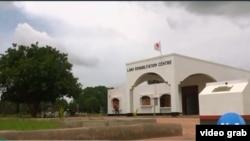 Pusat rehabilitasi pecandu narkoba, Lamu Rehabilitation Center, Kenya. (Foto: videograb)