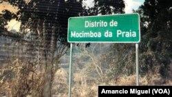 Mocímboa da Praia, Cabo Delgado, Mozambique