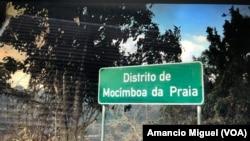 Mocímboa da Praia, Cabo Delgado
