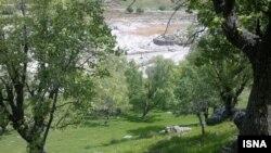 عکس آرشیوی از طبیعت ایلام