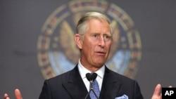 Принцот Чарлс ја истакна потребата од одржливо земјоделство