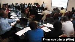 Reunião do Grupo de coordenação fronteira Moçambique-RSA