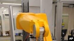 นวัตกรรมล้ำสมัยในนิทรรศการหุ่นยนต์ที่สถาบันสมิธโซเนียน กรุงวอชิงตัน