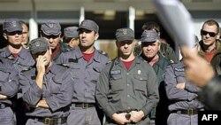 Potrugalski vatrogasci tokom današnjeg štrajka