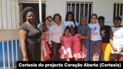 Projecto Coração Aberto, Angola