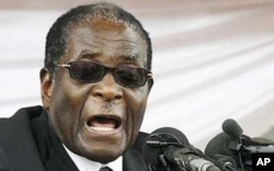 Zimbabwe's President Robert Mugabe is just one of many African leaders who are vociferously anti-homosexual