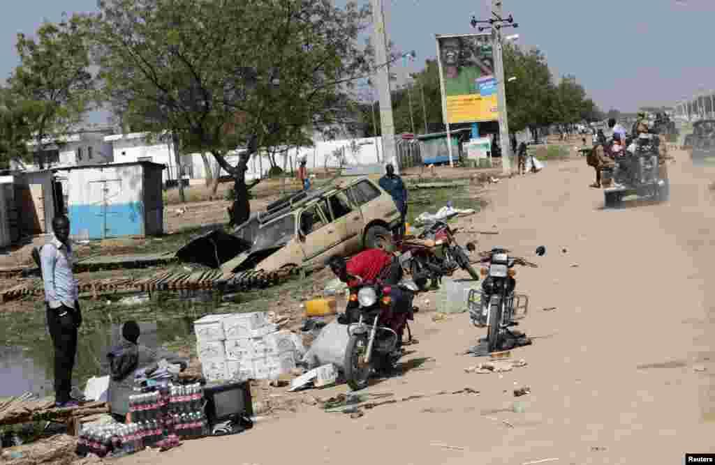 اقوام متحدہ نے امید ظاہر کی ہے کہ جنوبی سوڈان میں امن مشن میں اہلکاروں کی تعداد میں آئندہ 48 گھنٹوں میں اضافہ ہو جائے گا۔