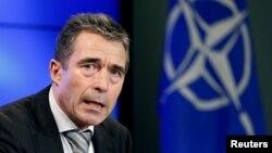 Sekjen NATO Anders Fogh Rasmussen (Foto: dok)