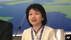 台灣外交部國際組織司司長徐儷文