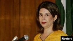 پاکستانی دفتر خارجہ کی ترجمان تسنیم اسلم