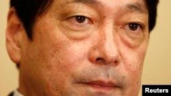 Bộ trưởng Quốc phòng Nhật Itsuno Onodera