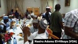 Taron shugabannin jam'iyyar PDM a Abuja