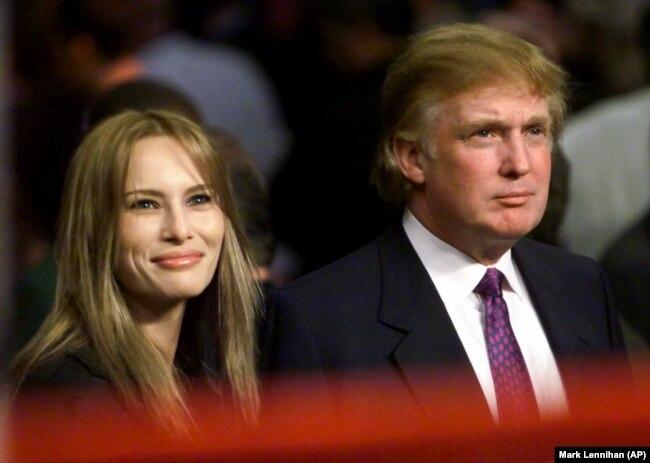 Неймовірні факти про Меланію Трамп, які вирізняють її з-поміж інших перших леді США