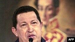 Tổng thống Venezuela Hugo Chavez nói rằng một vị đại sứ tới Caracas cần phải tôn trọng nước ông
