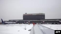 Aэропорт «Шереметьево»