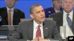 ປະທານທິບໍດີສະຫະລັດ ທ່ານ Barack Obama