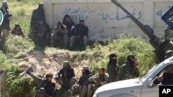 Бойовики «Фронту аль-Нусра»