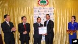 ລັດວິສະຫະກິດການບິນລາວ (Lao Airlines) ໄດ້ຮັບລາງວັນດີເດັ່ນ ຈາກສະຖາບັນການບິນພົນລະເຮືອນ ນາໆຊາດໃນປີ 2010 ທີ່ຜ່ານມາ.