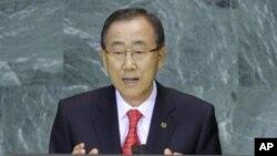 รายงานพิเศษ การประชุมสมัชชาใหญ่สหประชาชาติวันที่ 19 กันยายน พ.ศ 2554 ว่าด้วยเรื่องการป้องกันและควบคุมโรคที่ไม่ติดต่อ