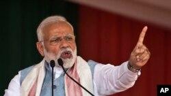 بھارتی وزیرِ اعظم نے کہا ہے کہ جو طاقتیں اس حملے کے پسِ پردہ ہیں ان کو بھی سزا دی جائے گی۔