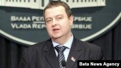 Premijer Srbije Ivica Dačić