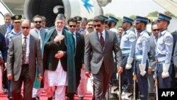 Աֆղանստանի նախագահն այցելել է Պակիստան