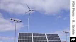 Les programmes d'énergies renouvelables freinés par la crise économique