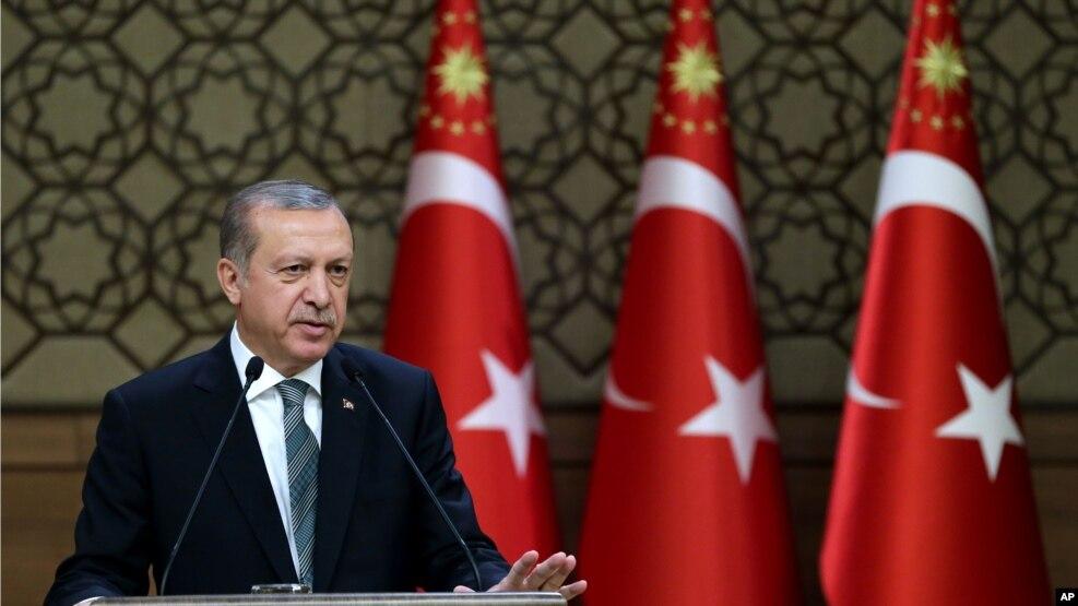 Turqia dhe lufta kundër Shtetit Islamik
