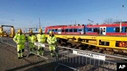 Проект залізничного сполучення в Сербії, фінансований Китаєм
